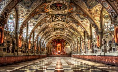 Munich Palace by nickhighfields