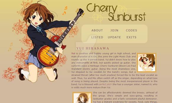 Yui Hirasawa Site