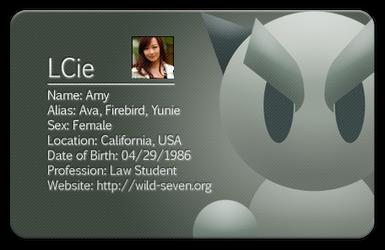 Amy's ID