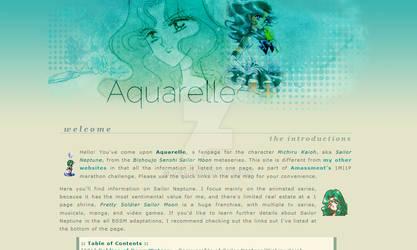 Sailor Neptune Layout