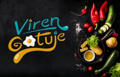 Viren Gotuje Logotype