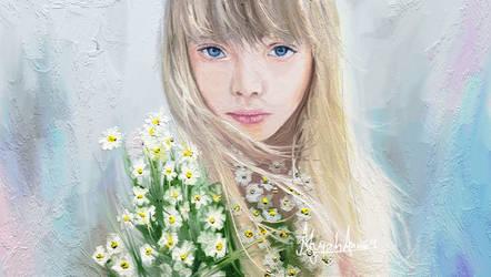 REFRESHING Digital Painting by affeysshi