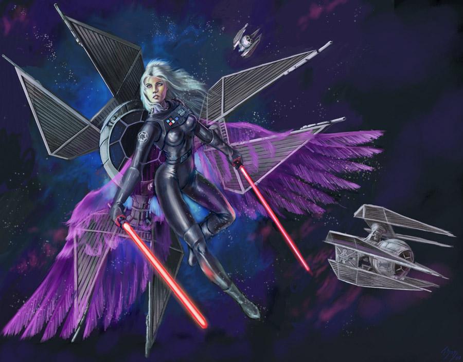 Victory Girl Tie Defender By Fuuryoku On Deviantart