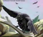 FFG Highlands Carrion Bird