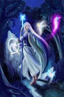 Sorceress 2: Delina's Stone by fuuryoku