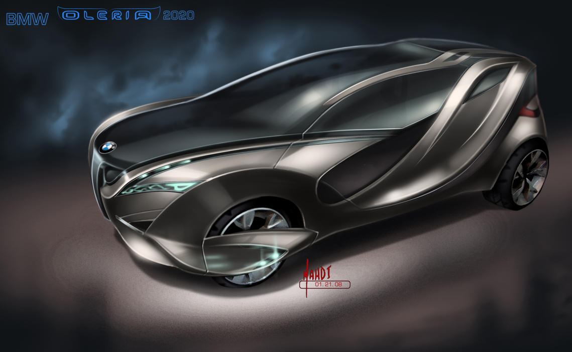 BMW Oleria final render 2 by sk8nrail