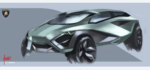 Lamborghini CUV by sk8nrail
