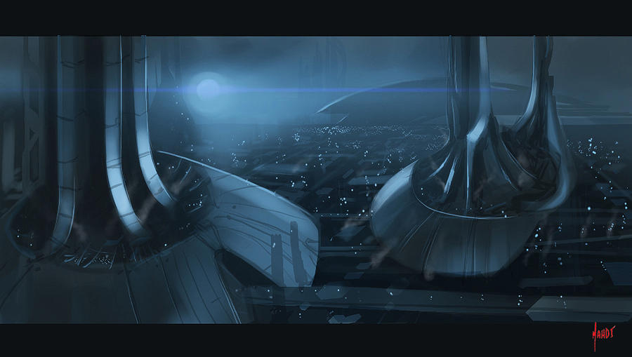 Future City speed paint by sk8nrail