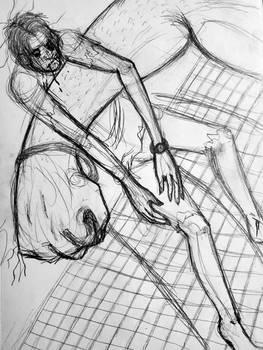 Rough Sketch Practice #4