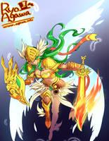 Artgift for Serkai1 by agawaR