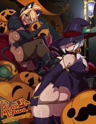 2015 halloween by agawaR