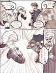 Crossover Doujinshi YGO-AL