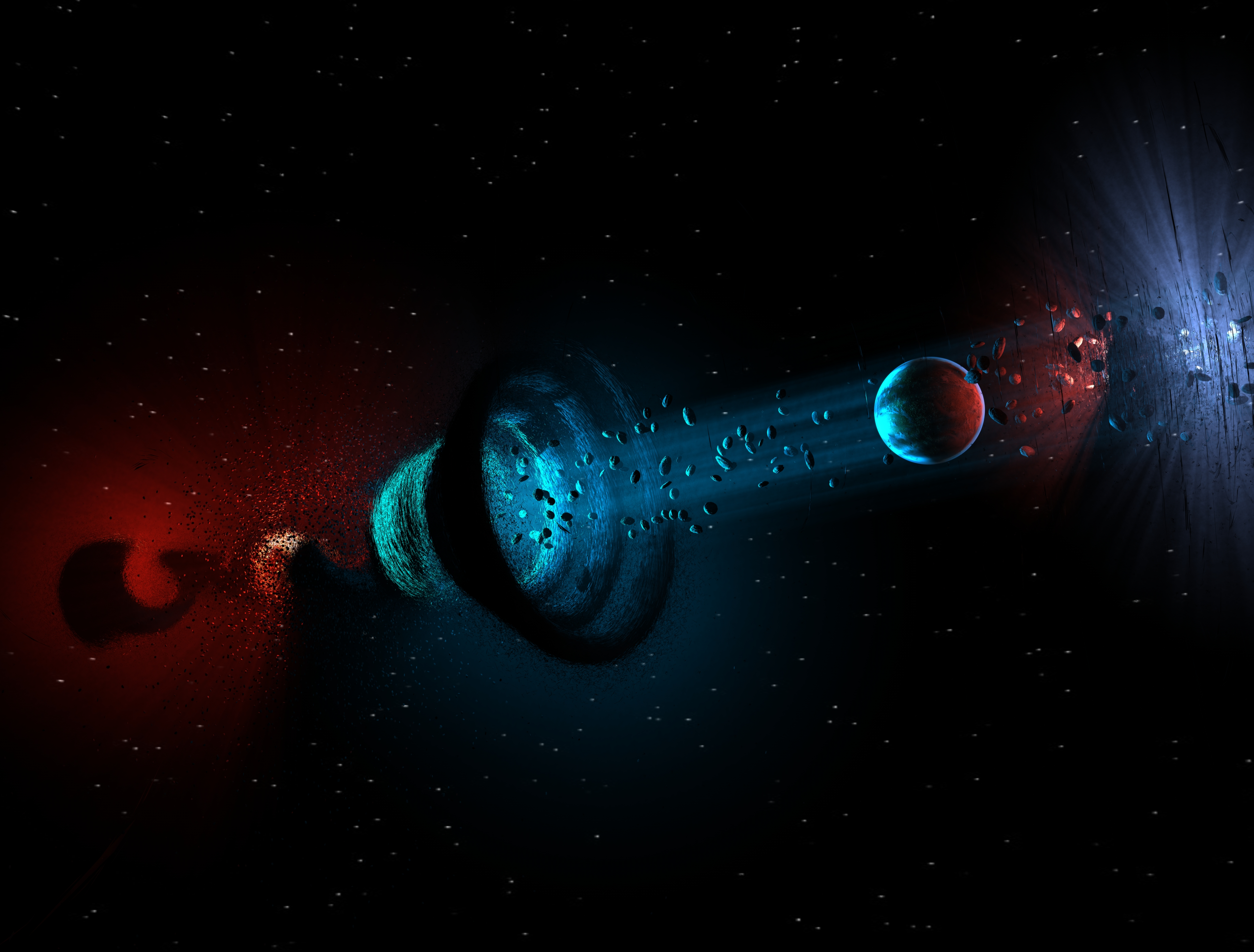 wormhole wallpaper space - photo #14