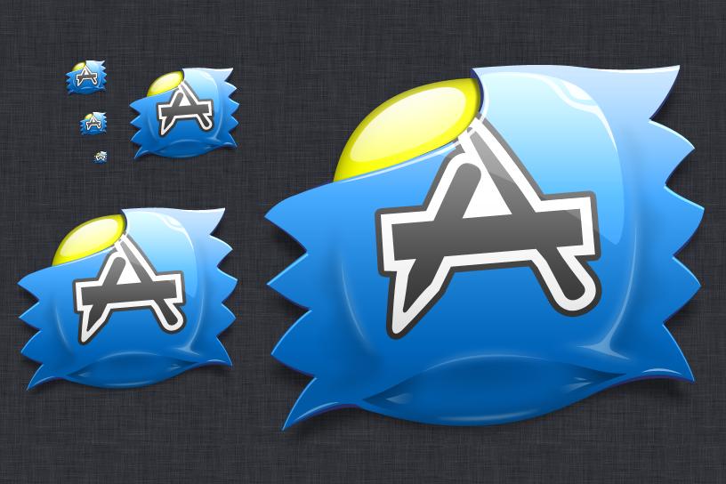 AppsIndex Icon Concept by Lukeedee