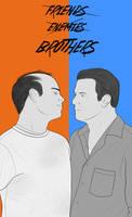 Friends? by BitchPantsMcCrabby