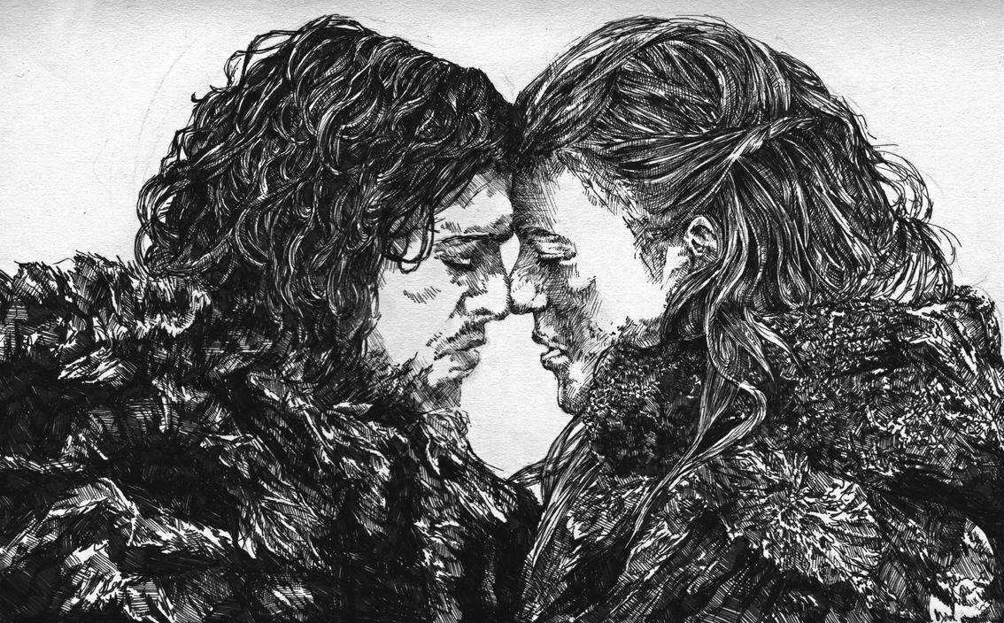 You Know Nothing Jon Snow By Toucanoe