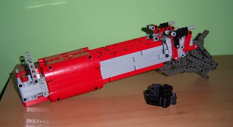 LEGO Pumpgun by Kekskiller