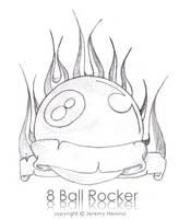 8 Ball Rocker by oassisPhox