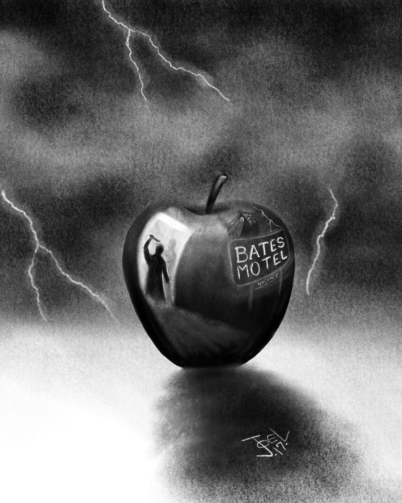 Bad seeds make bad apples Norman is a good boy.... by LivingInk7