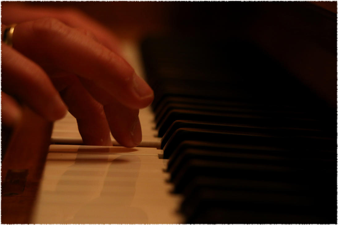 Play the Piano by DanCioara