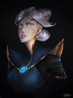 Camille LoL by Gazeozo