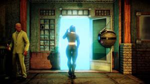 CID, Boss and a Lightdoor