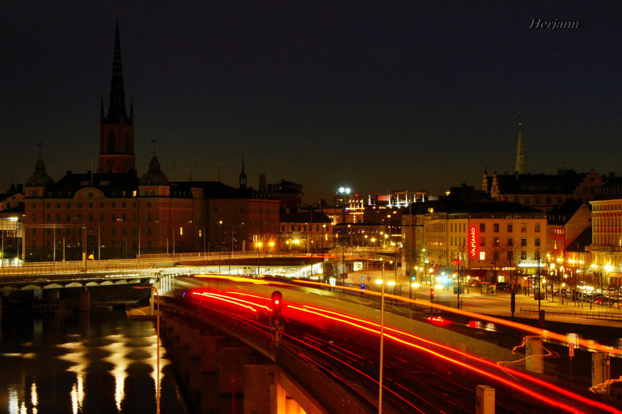 By Night by herjansauga