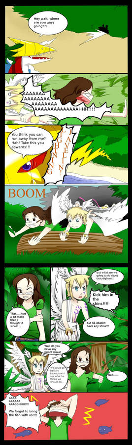 Tales of a digital duo page 3