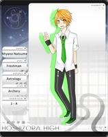 HH: Miyano Natsume by xBlueStaar