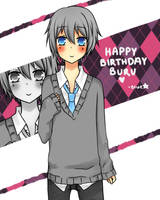 Happy Birthday Buruuu! by xBlueStaar