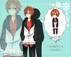 TBWAU: Yoshida Hiro by xBlueStaar