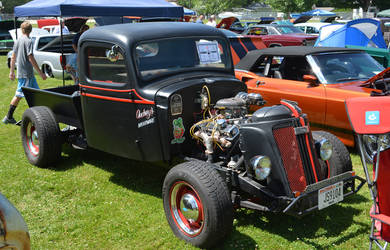GM Rat Truck by DullCry