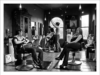 broadway ave. salon by iamkatia