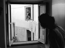 through windows by iamkatia