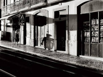 the shadow waits...