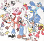 Favorite VideoGame Cartoons