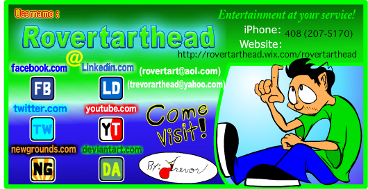 Trevors Bluegreen card 4 by Rovertarthead