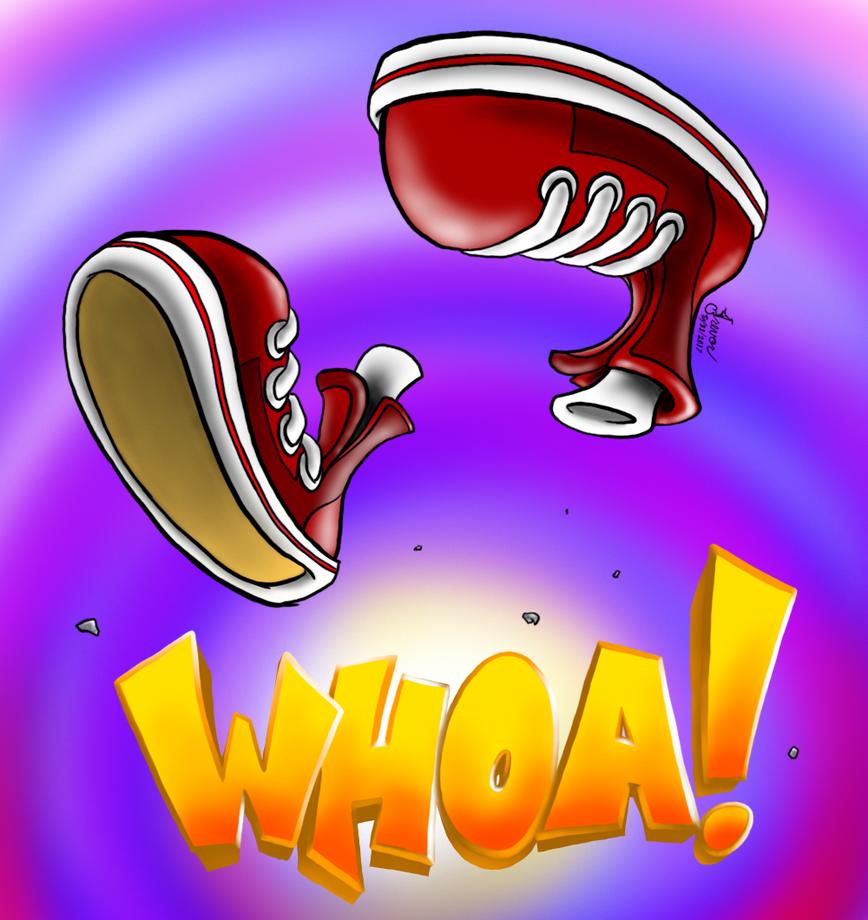 Crash whoa! T-shirt design by Rovertarthead