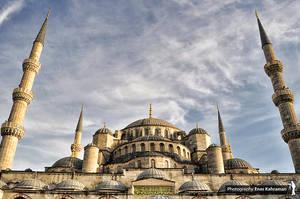 Sultanahmet III by khrmnens