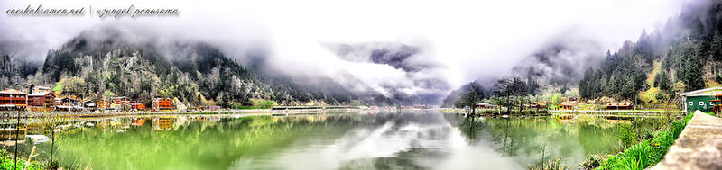 Uzungol Panorama and HDR by khrmnens