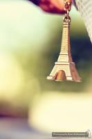Paris Eiffel Tower by khrmnens