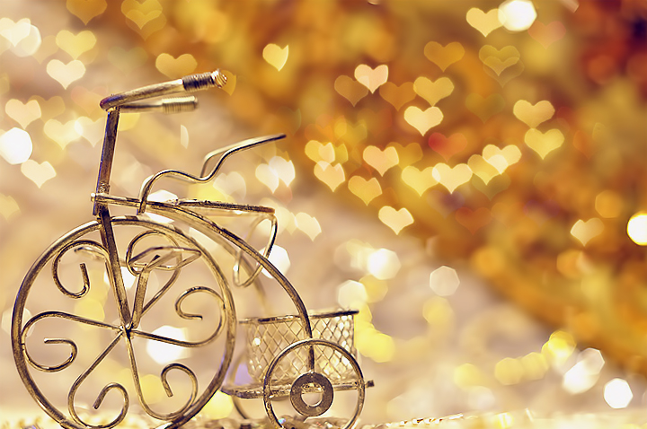 Magical Bicycle