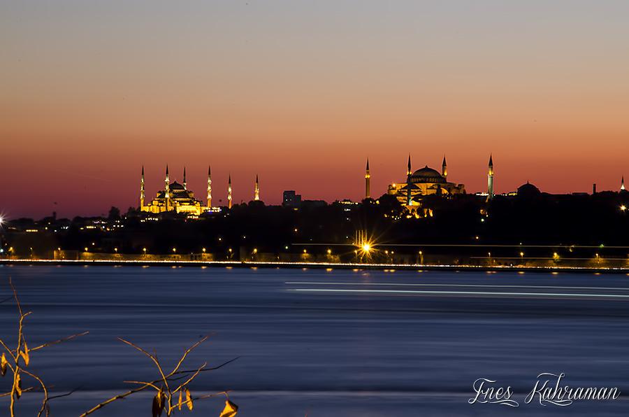 Sultanahmet ve Ayasofya by khrmnens