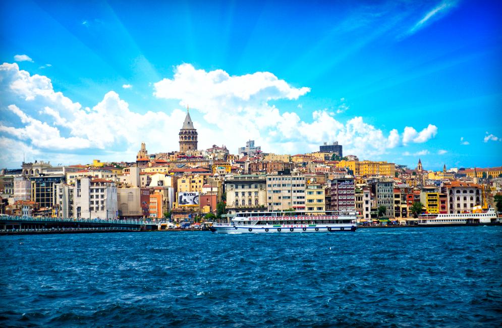 ISTANBUL by khrmnens