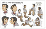 Character Design - Jay Rios