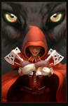 Red Riding Hood - Poster