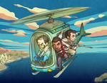 GTA V - Helicopter
