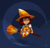Happy Halloween! by dizzyclown