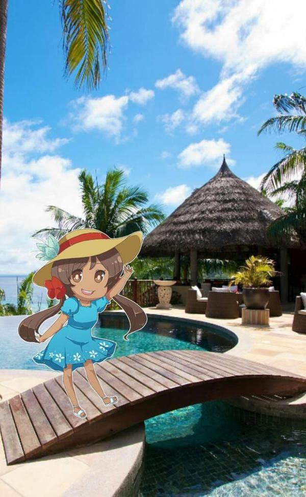 Aph Seychelles at a Seychelles Resort by ThatWeirdHetalian