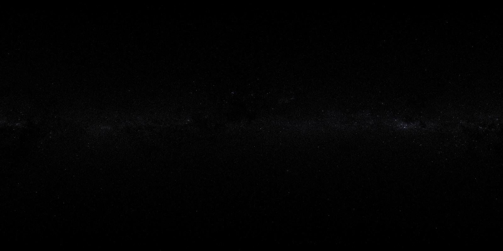 Milky Way Galaxy Global Map 8k by hellstormde
